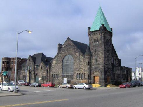 Cass Community UMC in Detroit, MI.
